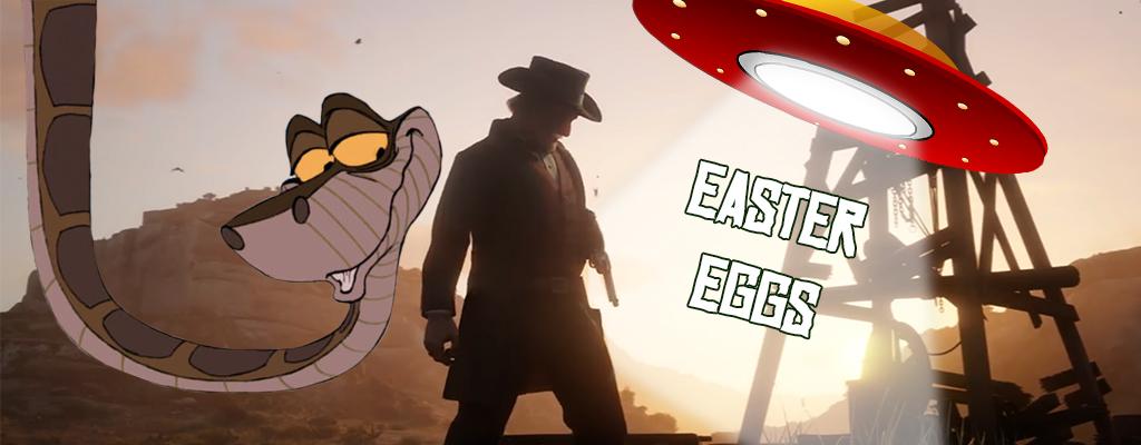 Red Dead Redemption 2: Coole Easter Eggs, die ihr übersehen habt