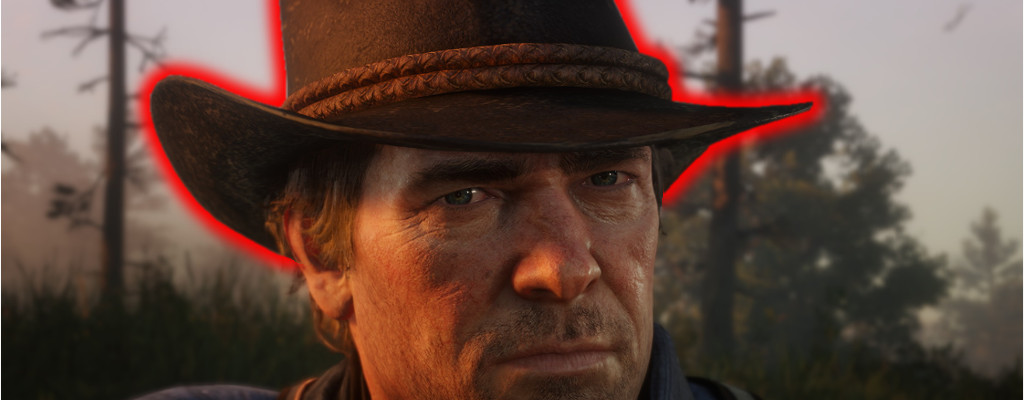 Red Dead Redemption 2 Glowing Hat leuchtender Hut