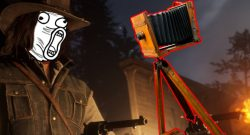 Red Dead Redemption 2 Kamera