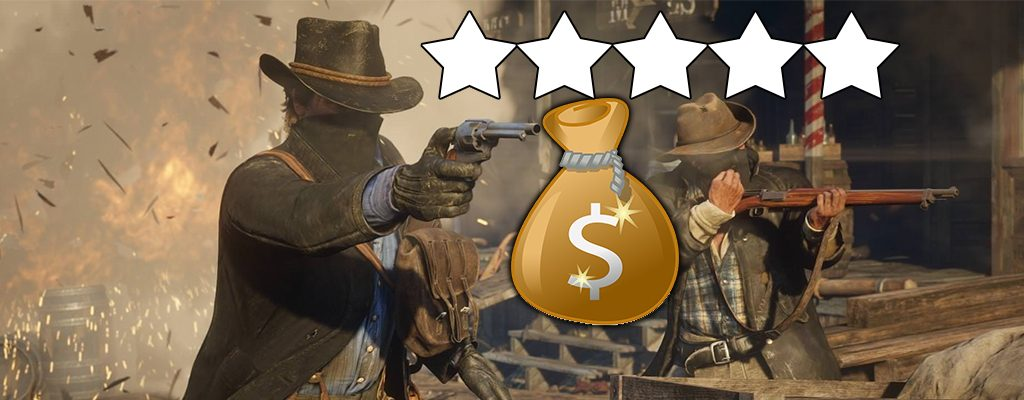 Red Dead Redemption 2 Kopfgeld Titel