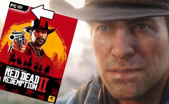 Red Dead Redemption 2 PC Titel