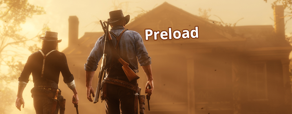 Red Dead Redemption 2 Preload auf PS4, Xbox One – Alle infos