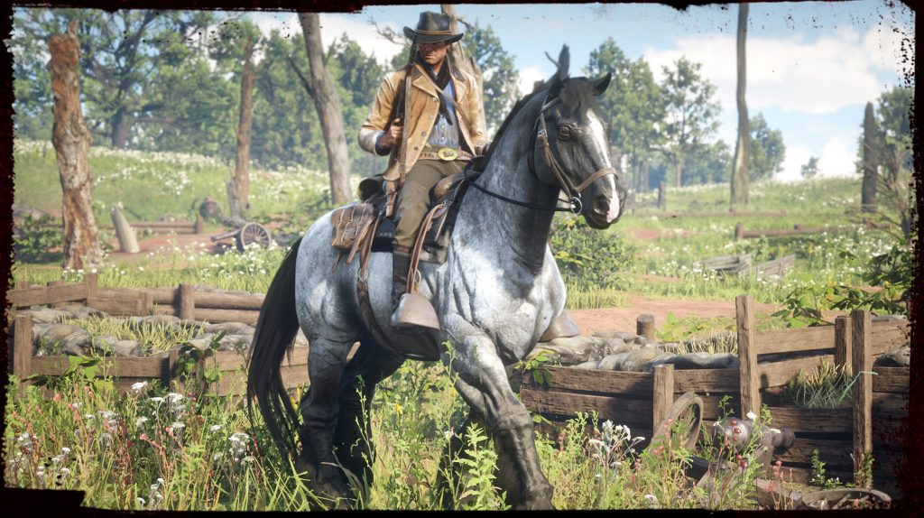 Red Dead Redemption 2 Streitross vorbestellen