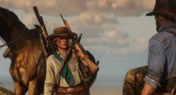 Red Dead Redemption 2 Titel Pferd