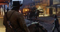Red Dead Redemption 2 Titel Stadt