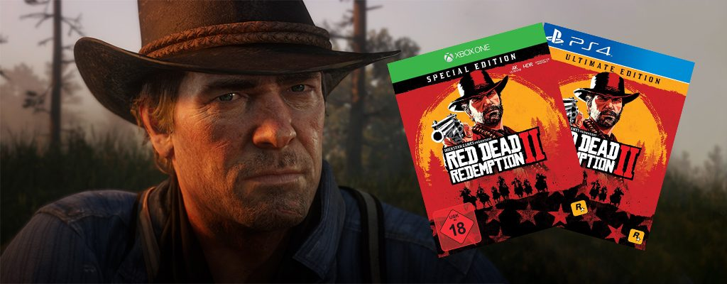 Red Dead Redemption 2 Vorbestellen