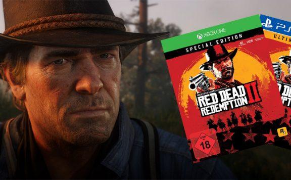 Red Dead Redemption 2 Vorbestellen