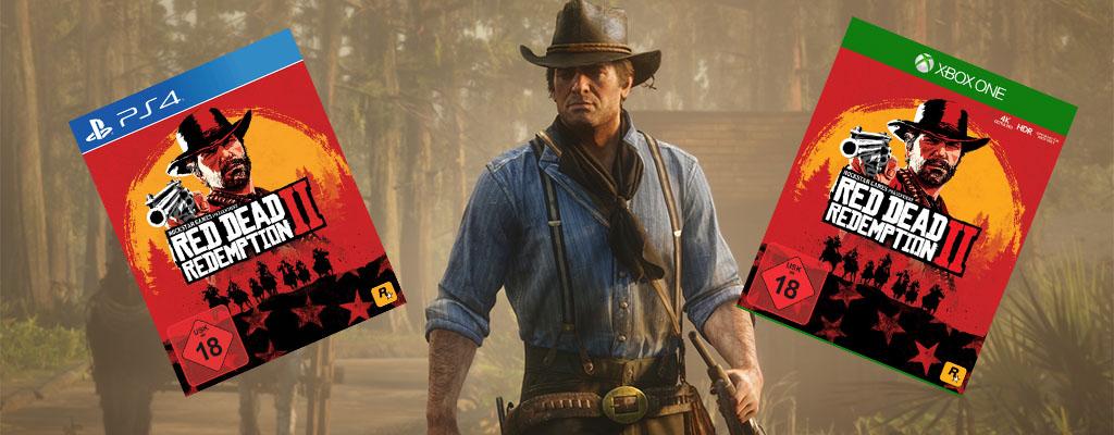 MediaMarkt-Prospekt: Red Dead Redemption 2 für nur 49,99 Euro
