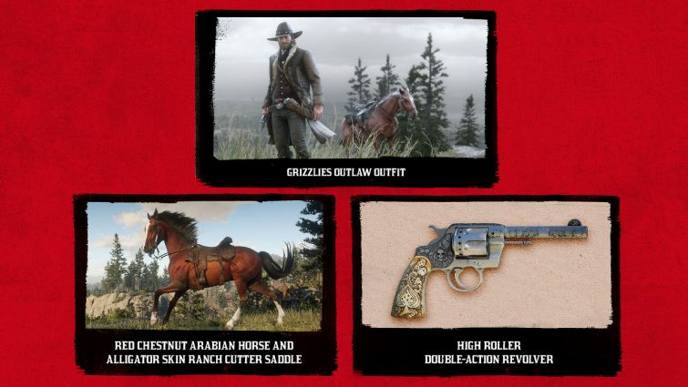 Red Dead Redemption PS4 Timed Exclusives