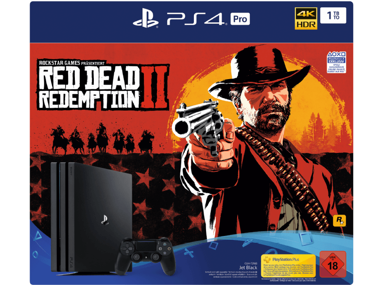 SONY-PlayStation-4-Pro-1TB—Red-Dead-Redemption-2