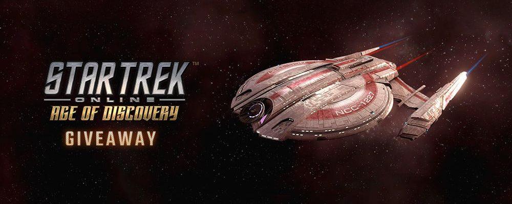 Gewinnt ein dickes PC-Paket für Star Trek Online: Age of Discovery