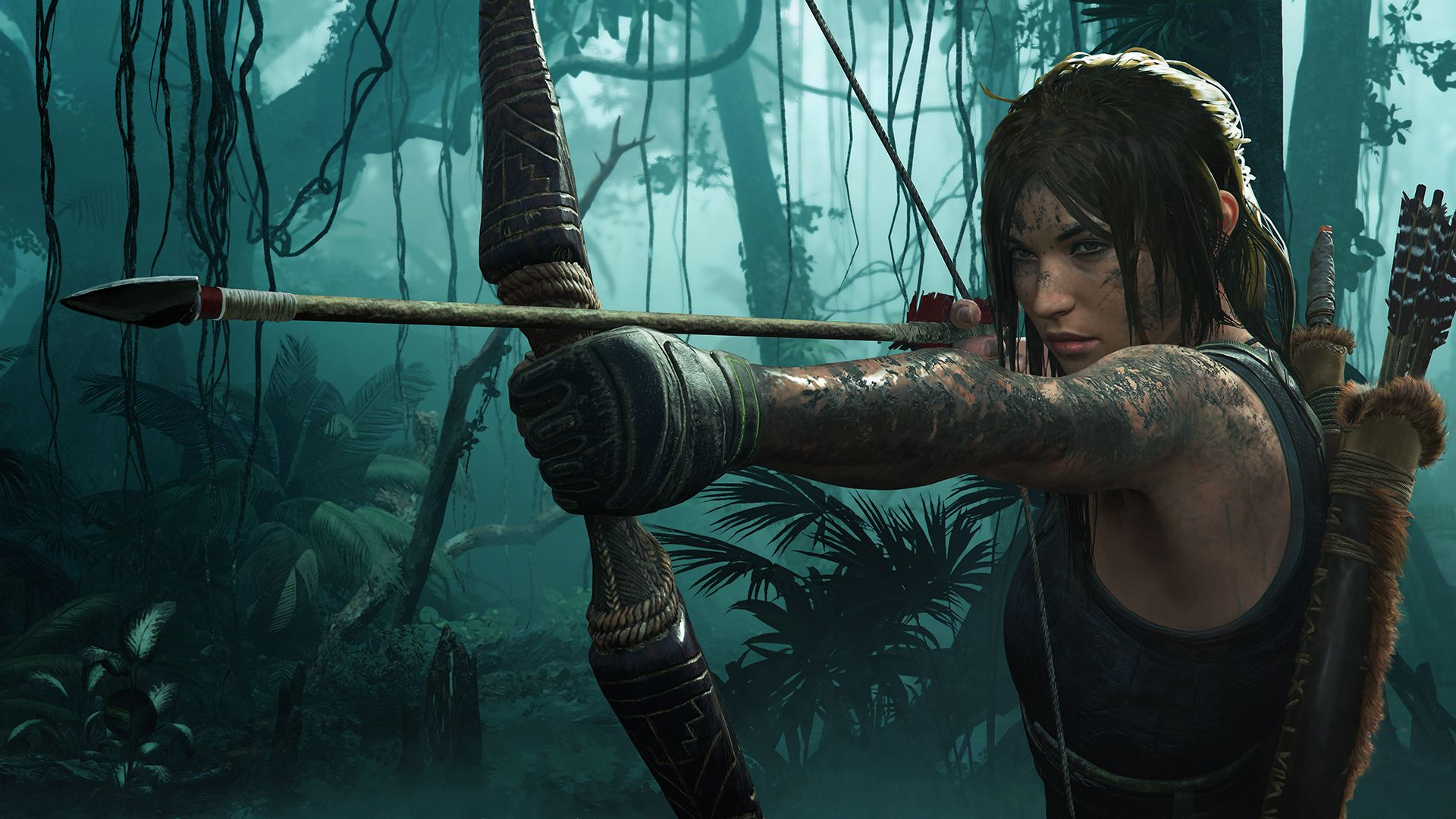 Shadow of the Tomb Raider Lara Croft Bow and Arrow 2