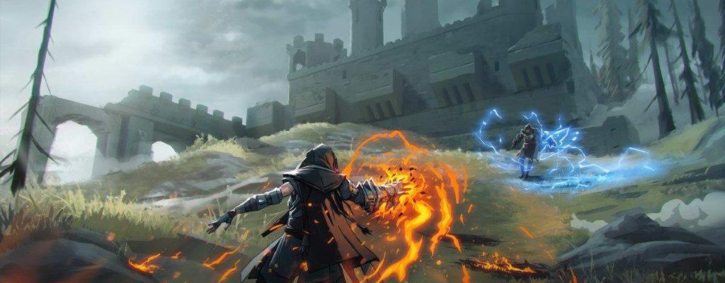 Spellbreak will Battle Royale mit Magie und Explosionen würzen