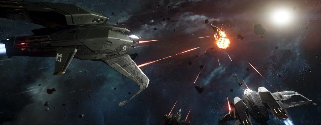Star Citizen verkauft Schiffe für Spielwährung, aber sie sind teuer