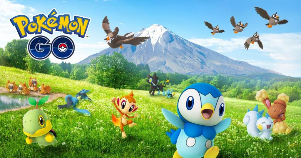 Titelbild Pokémon GO
