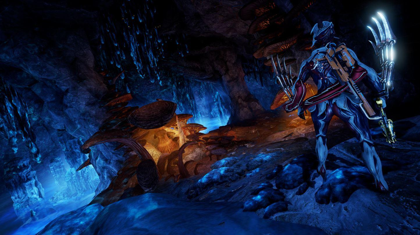 Warframe-Cave-Höhlensystem1