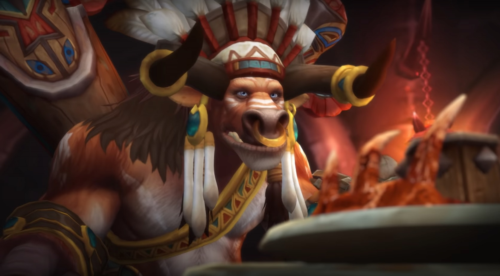 WoW Baine Bloodhoof Bluthuf