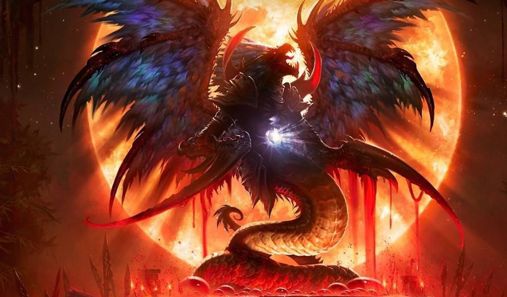 WoW Hakkar the Soulflayer Artwork