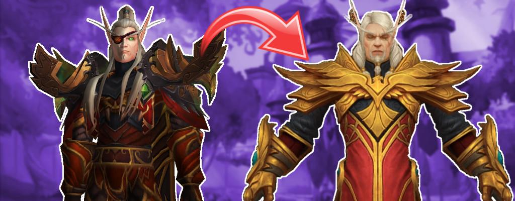 Lor'themar ist jetzt der schärfste Elf von World of Warcraft