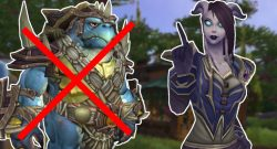 WoW Tortollan Crossed Out Draenei no title