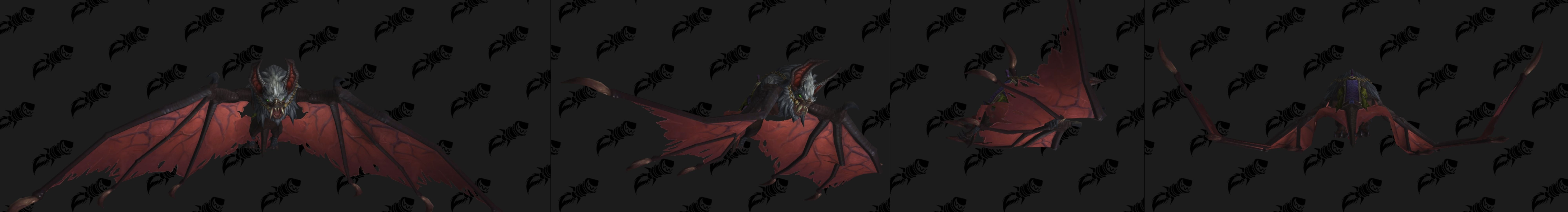 WoW Warfront Bat