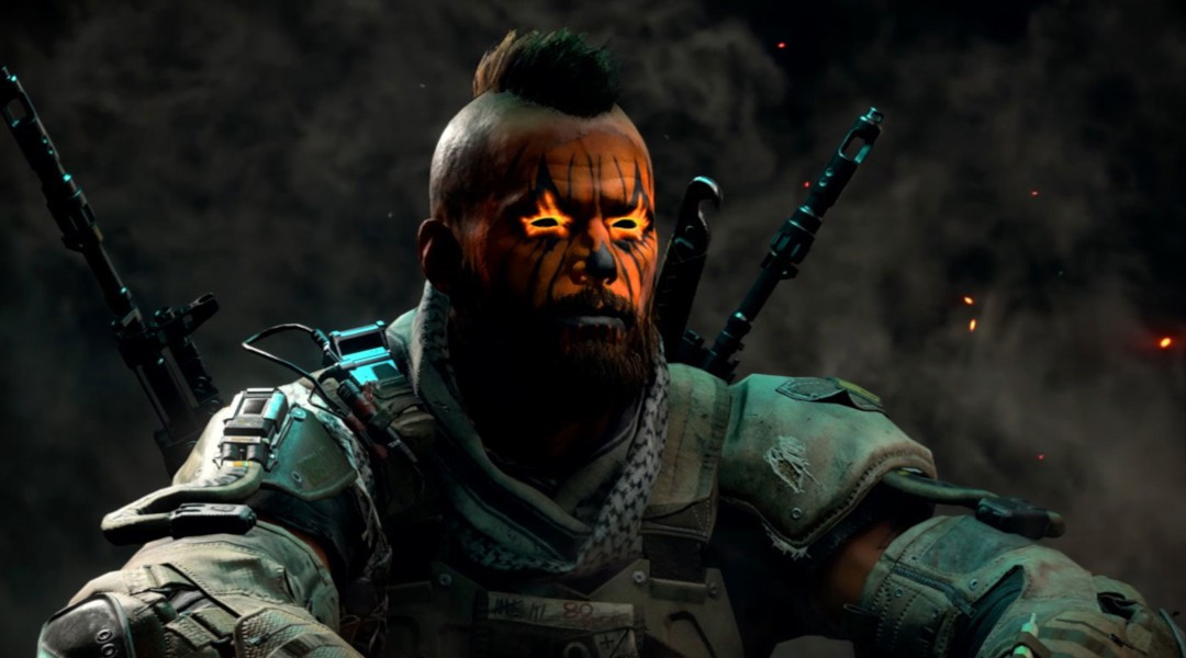 Black Ops 4 wants money for Skin, which was free