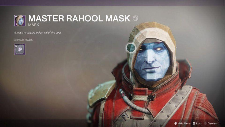 d2 fdv rahool maske