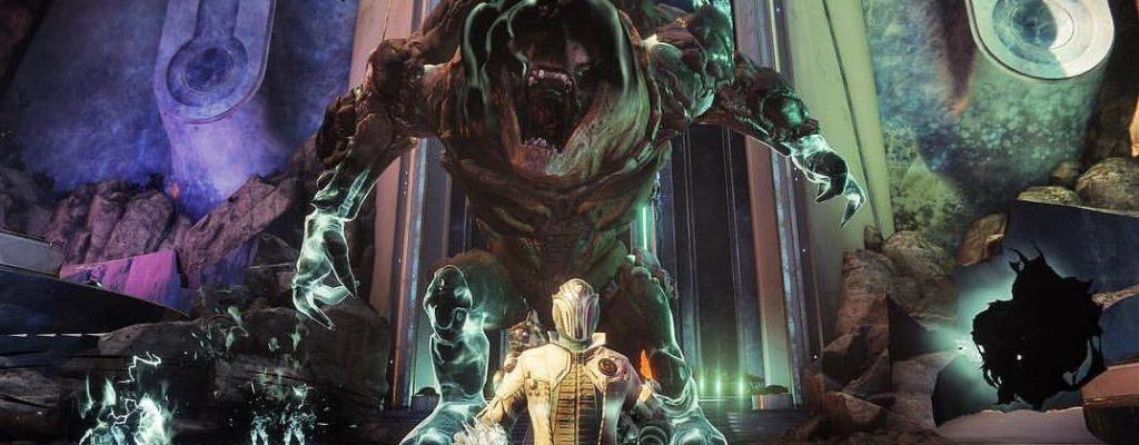Der aktuell schwerste Gegner in Destiny 2 ist dieser Oger