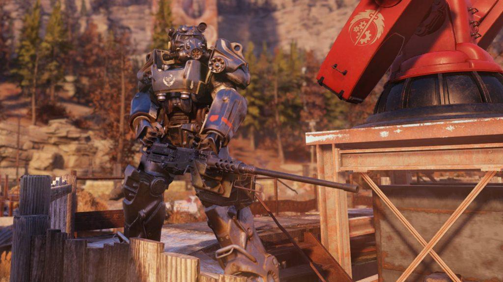 So Baut Ihr Zusammen In Fallout 76 Ein C A M P Im Multiplayer
