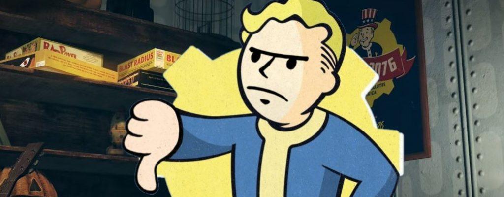 Fallout 76 kündigt neues Item für Cash-Shop an – Reaktion der Fans ist atomar