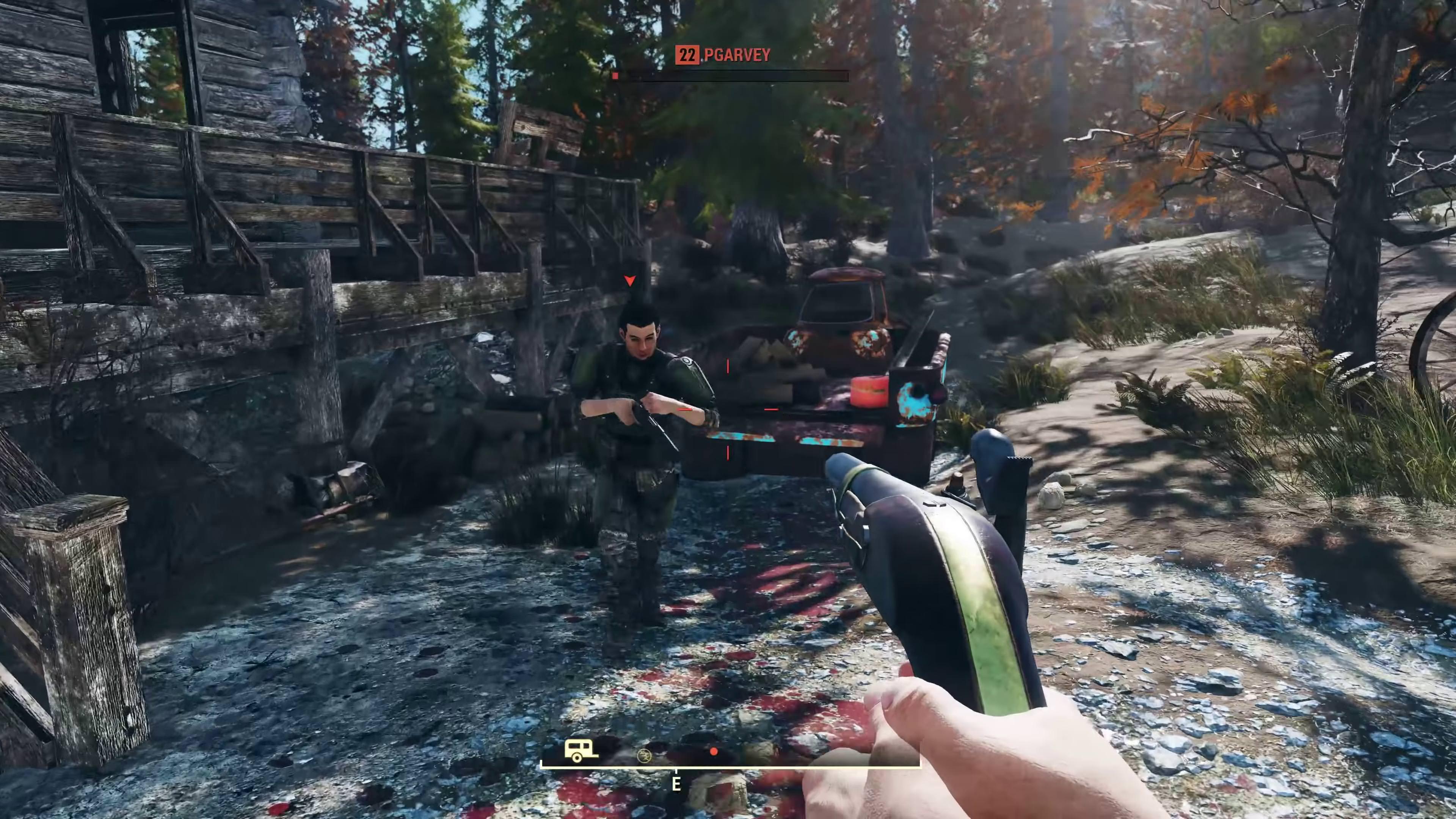Will Fallout 76 seine FPS-Probleme mit einem Cap von 63 FPS