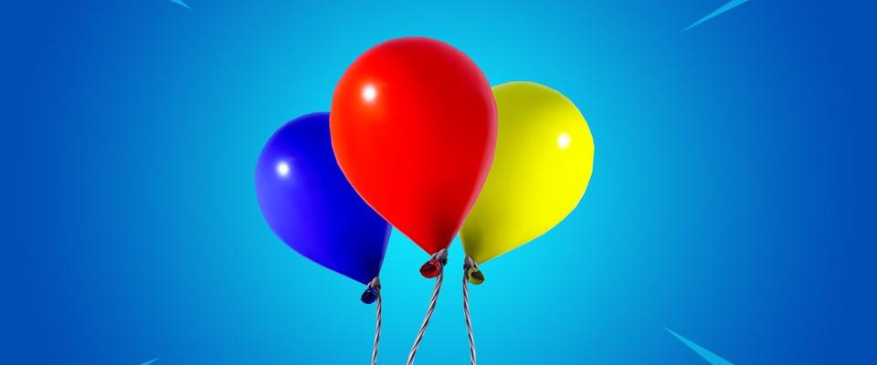 Fortnite bekommt bald Ballons – Das könnt Ihr damit anstellen
