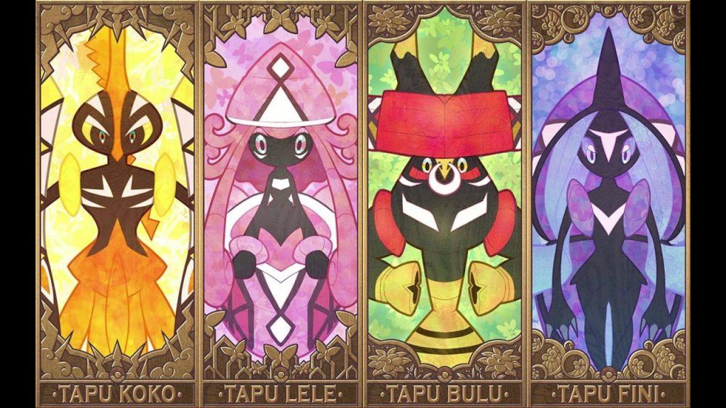 pokémon go alola tapus