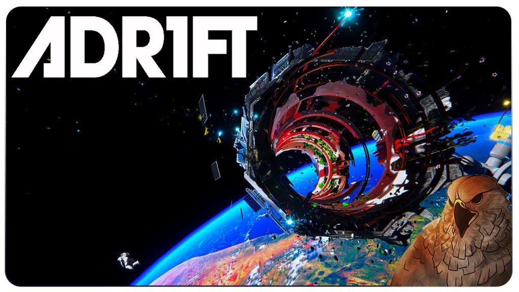 adrift vr game