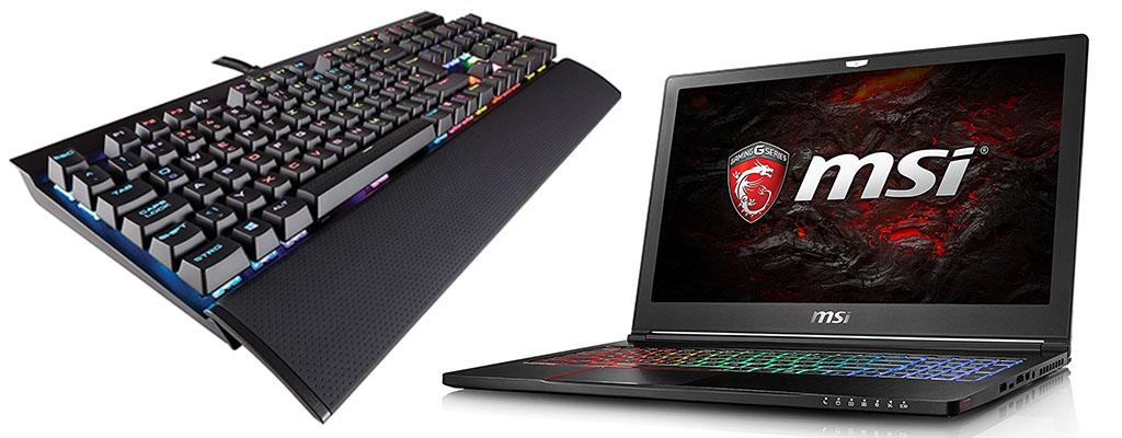 Gaming-Laptops und PC-Zubehör im Angebot bei Amazon