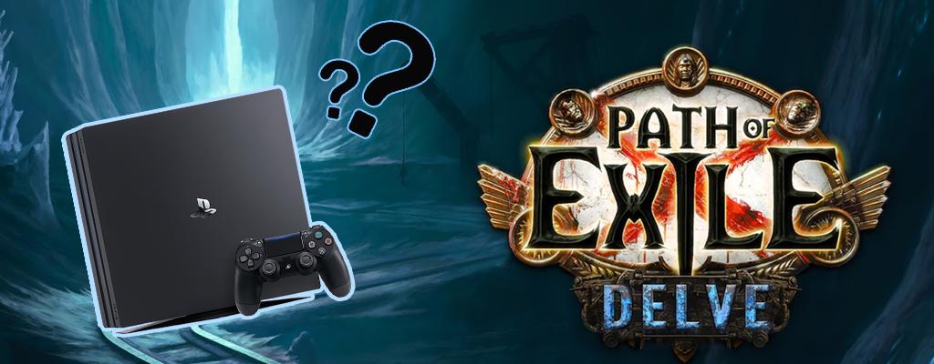 Ups, hat eine taiwanische Seite Path of Exile für PS4 geleaked?
