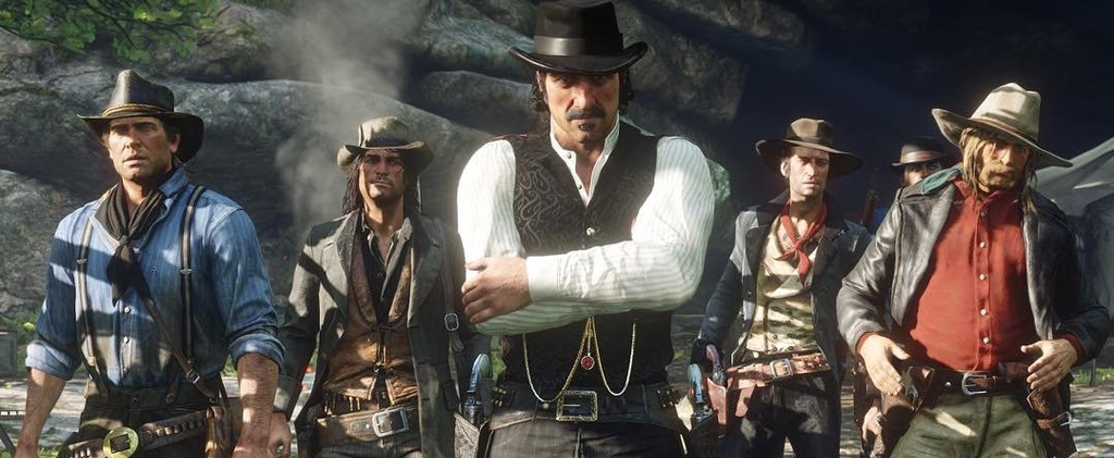 red dead redemption 2 gang header