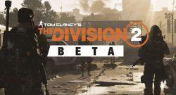 the division 2 beta