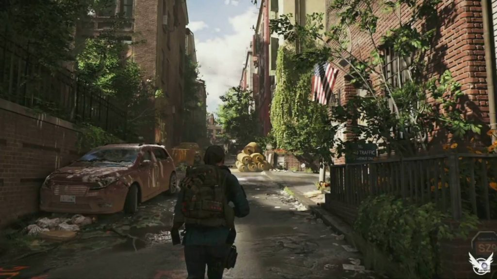 the division 2 residential