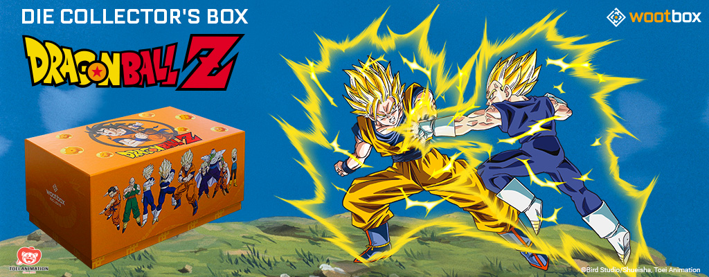 Special-Wootbox – Diese Dragonball Z Collector's Box ist over 9.000!