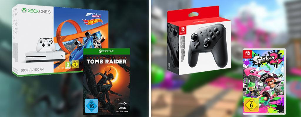 MediaMarkt-Angebote für PS4, Xbox One und Nintendo Switch [Abgelaufen]