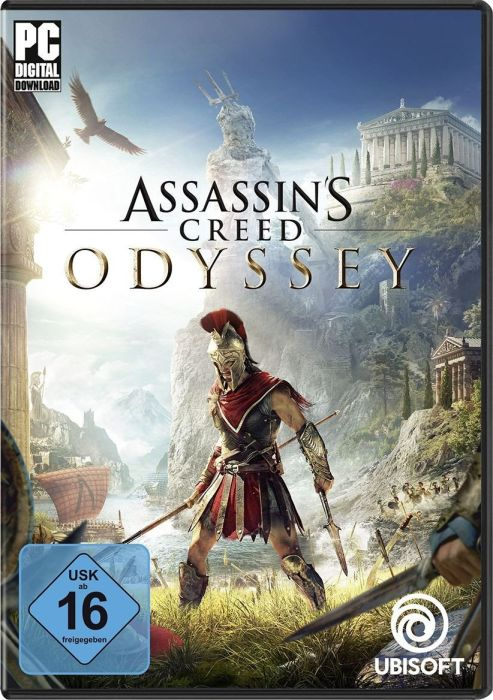 AC Odyssey Amazon PC