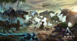 ARK Extinction Artwork