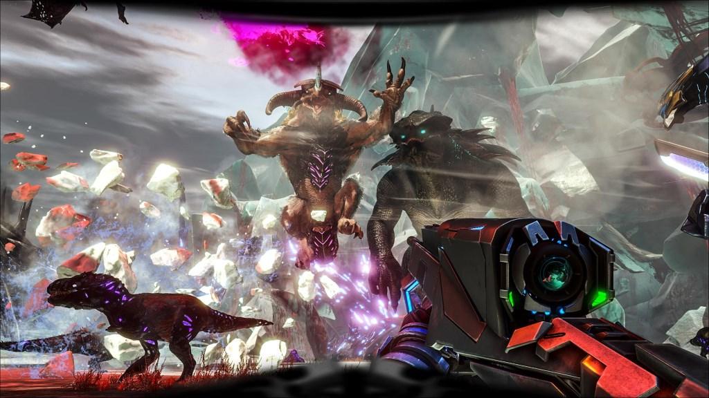 ARK Extinction Screenshot 1