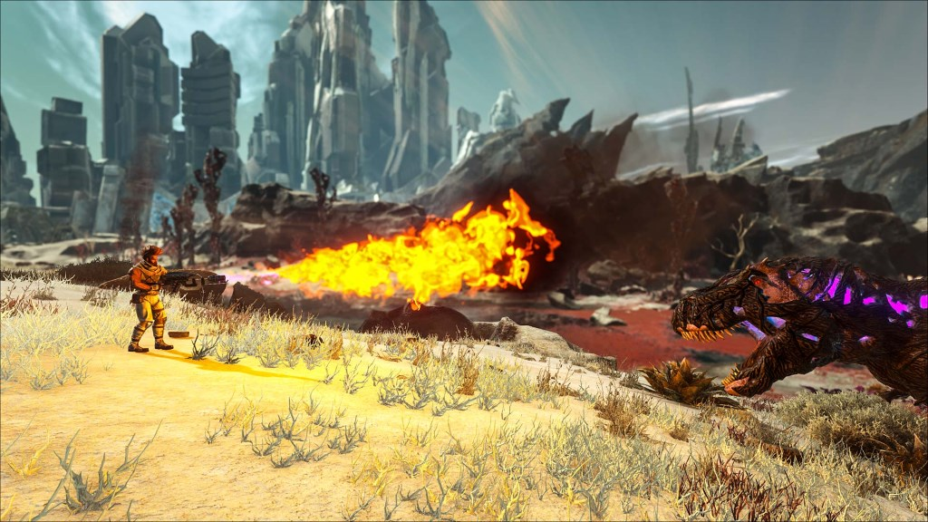 ARK Extinction Screenshot 2