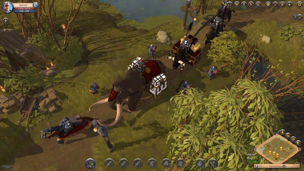 Albion Online Screenshot Gameplay