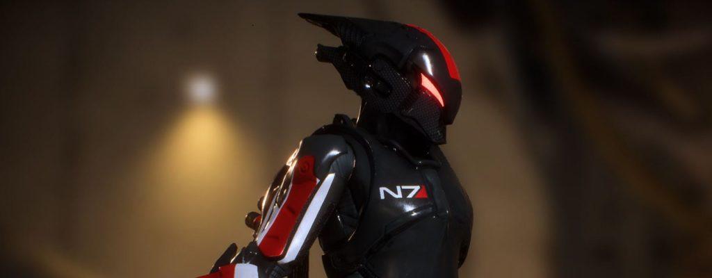 Anthem erhält Skins aus Mass Effect: Das steckt hinter dem N7-Outfit