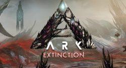 Ark Extinction title