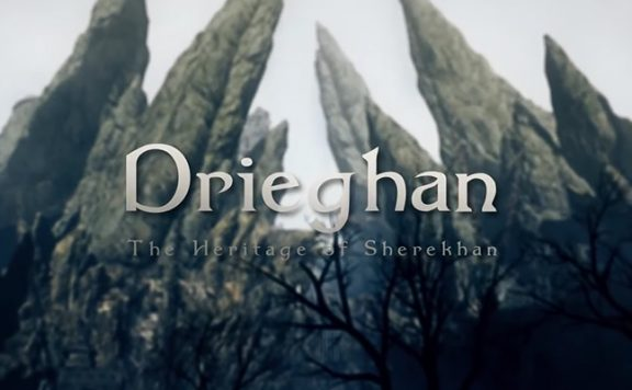 Black Desert Drieghan Titel