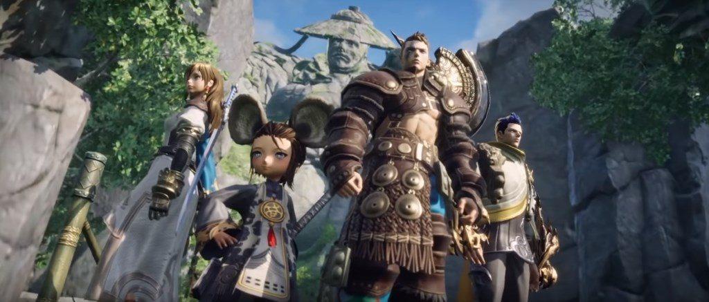 Blade & Soul Helden Screenshot